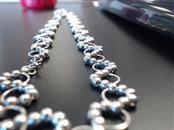 "16"" Silver Bracelet 925 Silver 14.4g"